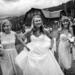 James and Melissa's beautiful mountain wedding in Telluride, Colorado.