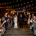 Jenny and Hart's beautiful rustic mountain wedding at Gorrono Ranch in Telluride, Colorado