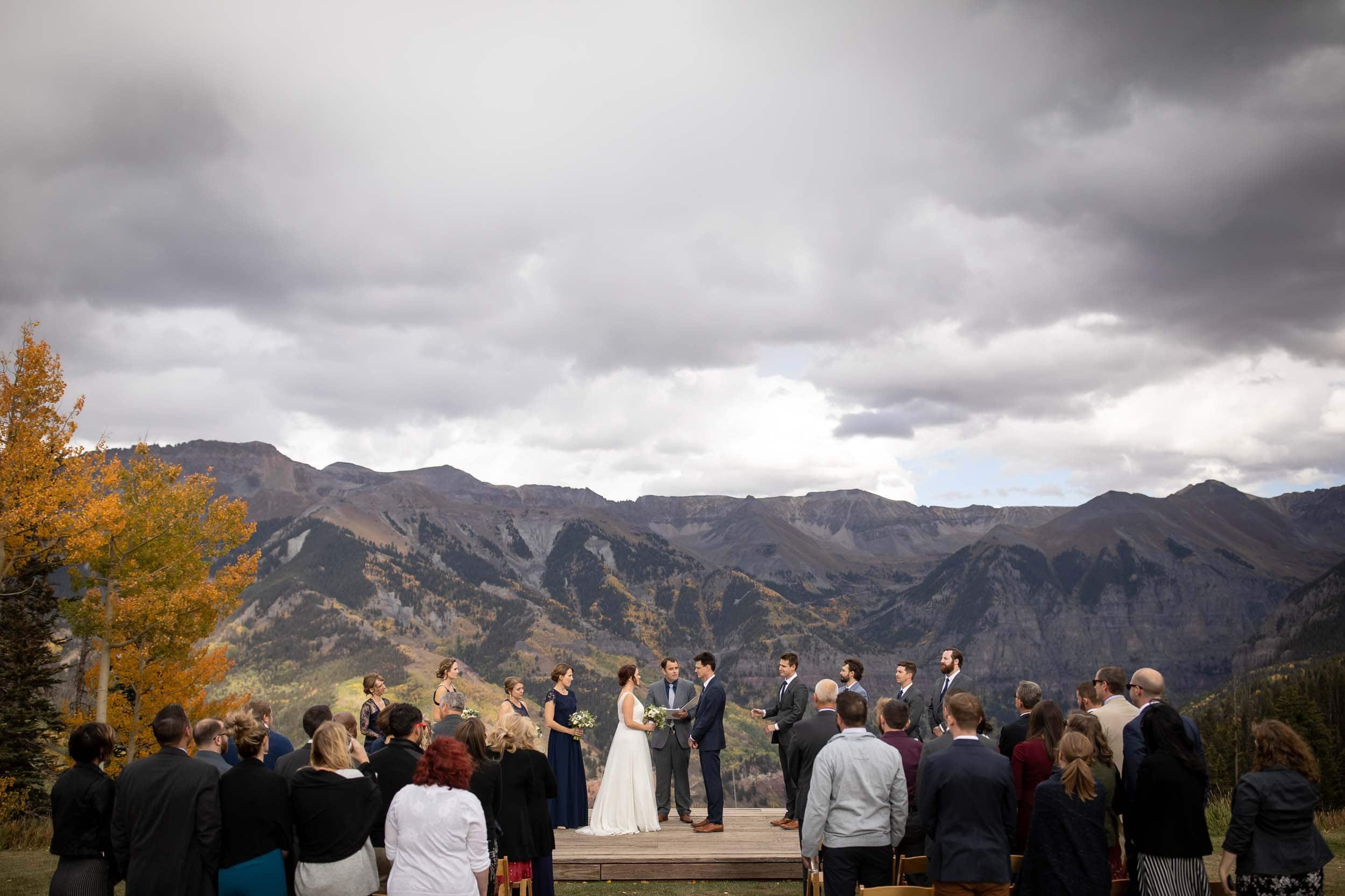 ceremony at san Sophia