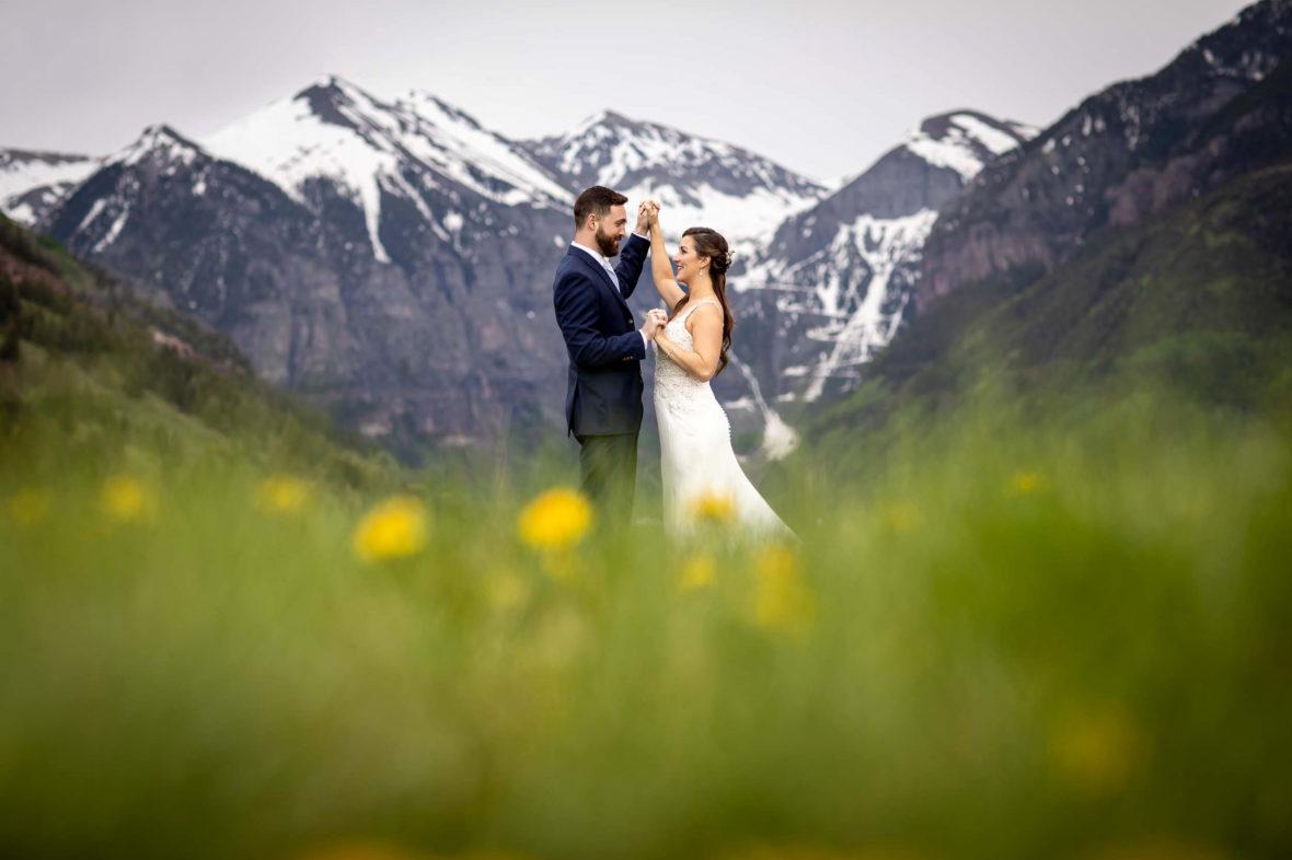 A Peaks Resort Wedding by Telluride Photographer