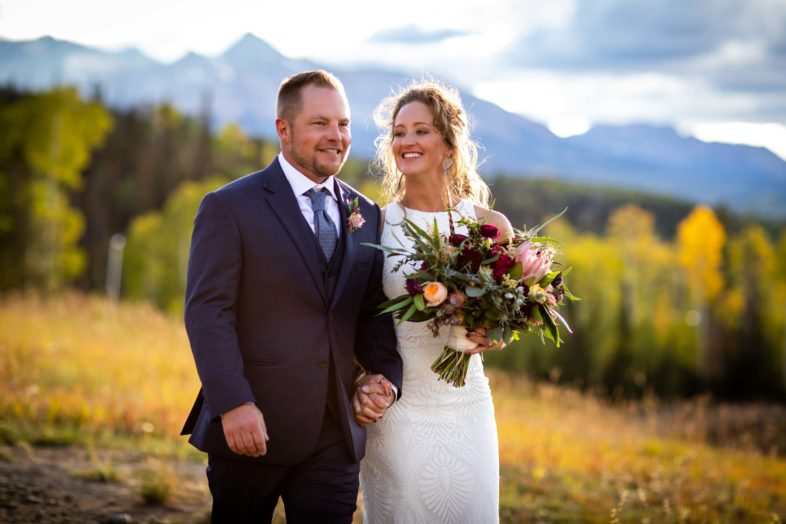 Telluride Wedding at Gorrono Ranch